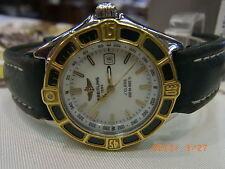 Analoge Breitling Armbanduhren mit Datumsanzeige für Damen