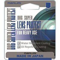 MARUMI 58mm DHG Super - Lens Protection Filter - Designed for Digital Cameras