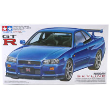 Tamiya Nissan Skyline GT-R R34 V-Spec Modelo Set (escala 1:24) 24210 Nuevo