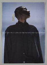 Comme Des Garcons LOOKBOOK 1st mens collection CATALOG Jean Michel Basquiat coat