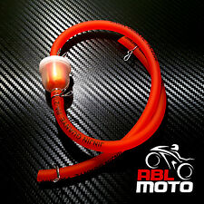 Kraftstofffilter mit Schlauch 6mm 8mm Benzinfilter Motorrad Roller Auto Pit bike