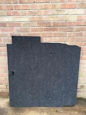 SAAB CLASSIC 900 BOOT FLOOR CARPET TRIM WITH TOOL KIT CASE 4269734 GENUINE SAAB