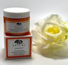Origins GinZing Ultra-Hydrating Energy-Boosting Cream, 1.7oz FRESH, New in Box