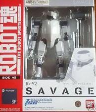 Used Bandai Robot Sprits SIDE AS Full Metal Panic Savage Crossbow ABS PVC
