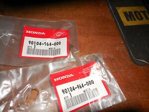 NOS Honda OEM Pan Screw 1983-84 ATC250R 1985-86 ATC350X 90104-964-000 QTY 2