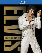 Elvis: Thats the Way It Is (Blu-ray Disc, 2014, 2-Disc Set, Special Edition)