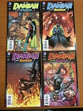 Damian: Son of Batman #1-4 (2013) 1st Print ANDY KUBERT BATMAN JOKER DC VFNM KEY