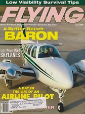 Flying Magazine (Jun 1999) (Beech 58, Airline Pilots, NTSB Data, Cessna 182Q)