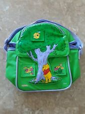 Disney Thermos Winnie The Pooh Lunch Bag Hundred Acre Woods Tree Zipper Closure