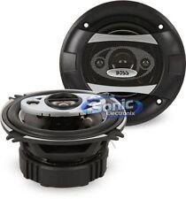 """BOSS AUDIO P45.4C Phantom 4-way 500-watt Full Range Speakers ( PAIR ) : 6"""" x 9"""""""