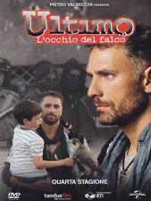 DVD Ultimo - La'Occhio De Falco - Temporada 4 (2 DVD) - Raul Bova NUEVO
