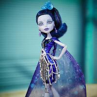 Monster High Elle Eedee BOO YORK GALA GHOULFRIENDS Sammlerpuppe SELTEN CHW63