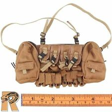 SEAL Mountain OPS - Ammo Pouch Vest - 1/6 Scale - Very Hot Action Figures