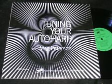 TUNING YOUR AUTOHARP Oddball LP Oscar Schmidt OP-ART Cover with MEG PETERSON