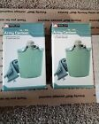 1 Ozark Trail 1QT army canteen with canvas cover belt BRAND NEW