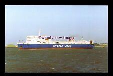 SIM0247 - Stena Line Ferry - Stena Seatrader , built 1973 ex Svea Link -postcard