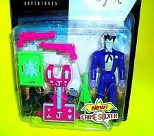 VTG Batman the Animated Series WILDCARD JOKER Calling Card Gun Action Figure DC