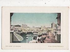 Franco British Exhibition London 1908 Court Of Honour Postcard 954a