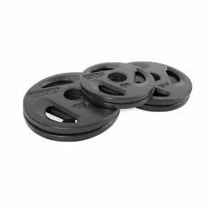 "Weider | CAP Olympic 2"" Weight Plates 5, 10, 25 lb pound FITS 2"" Olympic Barbell"