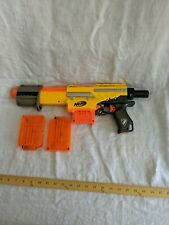 NERF N-Strike Alpha Trooper CS-18 - and 2 extra clips