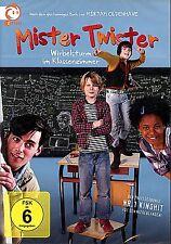 MISTER TWISTER - Wirbelsturm in Klassenzimmer (DVD) *NEU OVP*