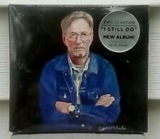 I Still Do: Eric Clapton (CD, May-2016 Bushbranch) DIGIPAK new & sealed!