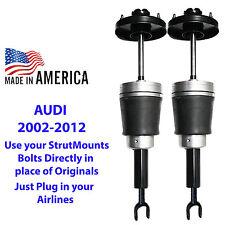 Audi A6 Air Struts -2004-2011 Suspension Pair