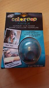 dippity do Colorpop pastels temporary hair powder colour  ( Real Teal  )