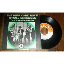 THE NEW YORK ROCK ENSEMBLE - The Brandenburg Rare French PS 7' Psych 69'