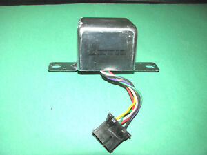 BWD Automotive R586 Voltage Regulator Fits Nissan 1974-77