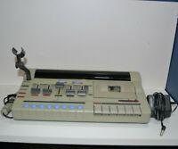 Quickshot Studio 4 Vintage 1988 Cassette Sound Mixing Board - Tested Working