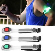 Flashing LED Armband Light Safety Arm Strap Belt Night Warning Running Cycling