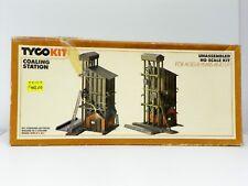 "Tyco Ho U/A ""Coaling Station"" Plastic Model Kit #7786"
