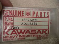 Kawasaki OEM New throttle stop screw 16021-021  #4380