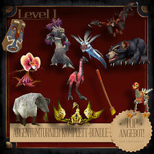 » Argentumturnier Komplett Bundle | WoW | World of Warcraft Haustiere | Pets «