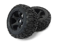 Rovan 1/5 Scale Rear Off Road Excavator Tires on Rims, Wheels 170x80 HPI Baja 5B