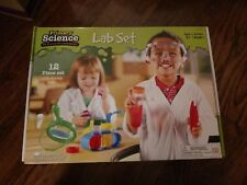 Learning Resources Primary Science Lab Set New
