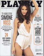 Playboy (deutsch) 12/2016 Mark Wahlberg Sting Woody Allen Nick Cave Z1