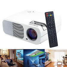 BL-20 3D Projector WIFI Android 4.4 1080P 800 * 480 Home Theater Cinema HDMI New