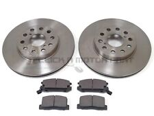 REAR 2 BRAKE DISCS AND PADS SET NEW FOR TOYOTA MR2 2.0 16V NON TURBO 1992-1999