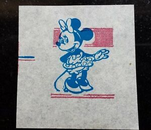 1940's TAT-ooh MINNIE MOUSE TATTOOS  - YOU PICK!! $1.99 each