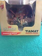 Dungeons And Dragons Tiamat Icons Of The Realms Premium Miniature Mint Condition