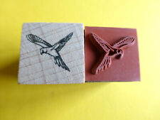 Motivstempel  PAPAGEI  ARA Stempel  Stamping 20x20mm Kartengestaltung Basteln