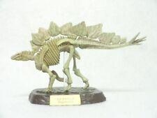 Kaiyodo Stegosaurus Dinosaur Fossil Capsule pvc mini figure figurine model A