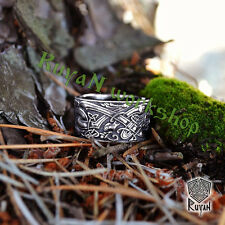 Celtic Dogs Ring Celtic Ring Wolves Ring Wolf Ring Viking Ring Viking Wedding