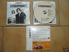 "STEREPHONICS RARE FRENCH PROMO 5 TRACKS ""YOU GOTTA GO.."