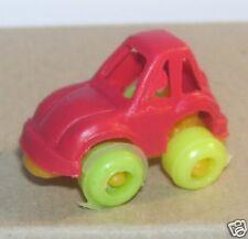 RARE IMPALA 1/120 MADE MEXICO VW COX COCCINELLE ROUGE PLANCHER JAUNE FONCE
