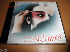 FAREWELL MY CONCUBINE soundtrack CD ZHAO JIPING Jonathan Lee Chen Keige Gong Li