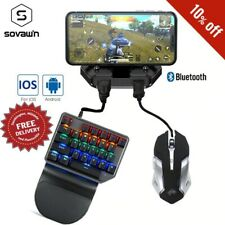 Battle Dock Keyboard-Mouse-Converter Gamepad For  Bluetooth 5.0 Android For IOS