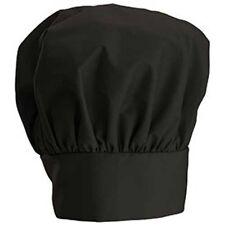 Winco Ch-13Bk, Black Chef Hat